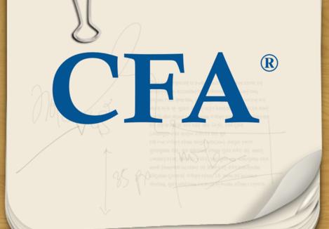 学霸通过CFA二级经验分享,成功也可以复制!