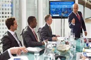 某国有银行学员FRM学习经验分享