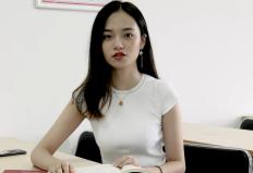 围观CFA一级9A1B通过网红美女学霸张慧贤