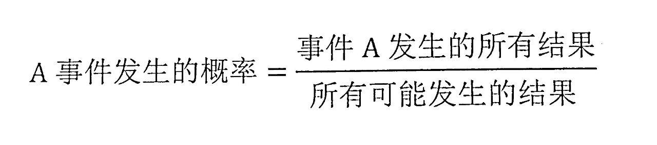 金程深圳:《FRM精读》——概率的三个基本准则