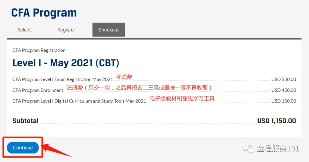 收藏!2021年CFA机考报名全流程指南大全